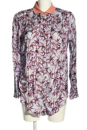 Carven Camicia blusa stampa integrale stile casual