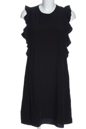 Carven Robe courte noir élégant