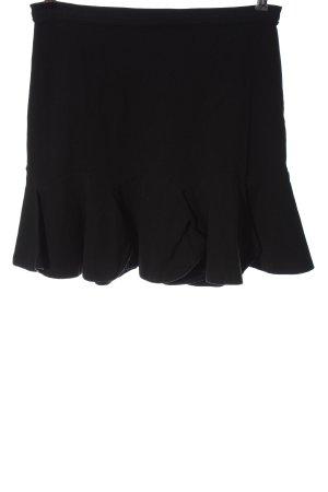 Carven Mini rok zwart casual uitstraling