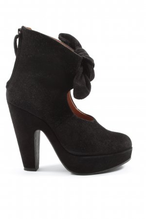 Carven High-Front Pumps black casual look