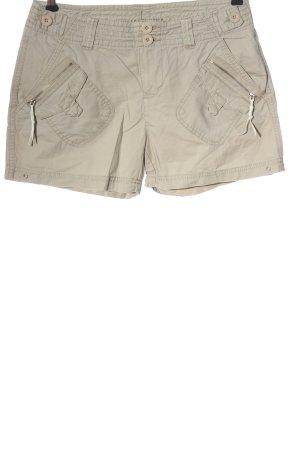 Casa Blanca Hot pants wolwit casual uitstraling