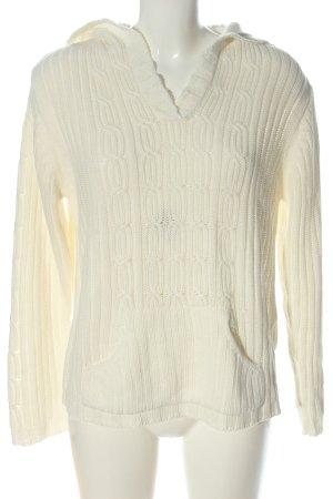 Casa Blanca Capuchon sweater room casual uitstraling
