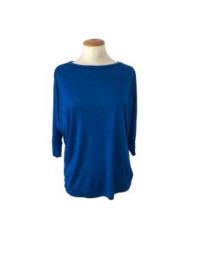 Casa Lee Camisa tipo túnica azul