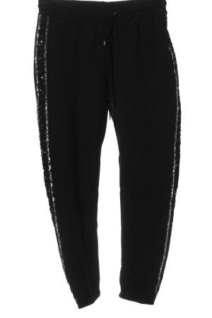 Casa Sweat Pants black casual look