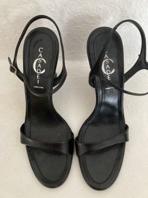 Casadei High Heel Sandal black-grey