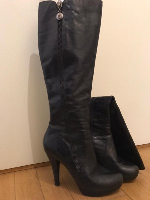 Casadei High Heel Boots black