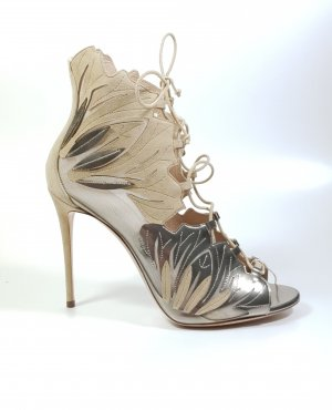 Casadei Roman Sandals gold-colored