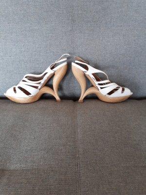 casadei Leder Schuhe