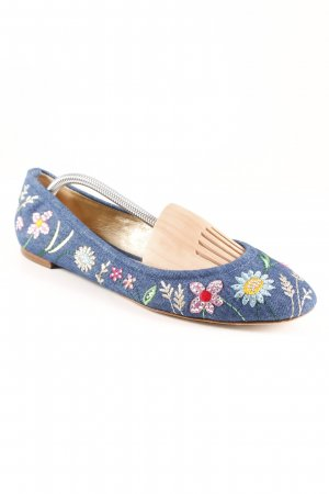 Casadei Slingback Ballerinas multicolored casual look