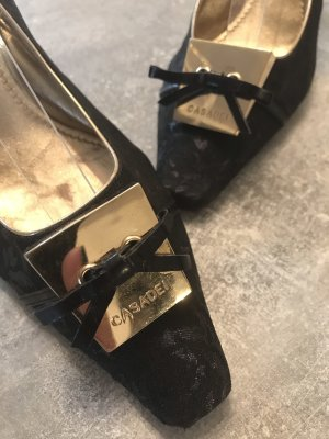 Casadei Slingback Pumps black