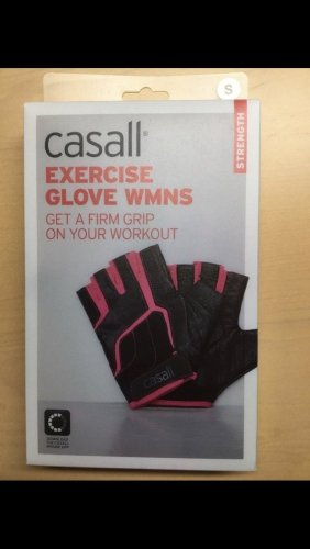 Casall Gloves black-pink