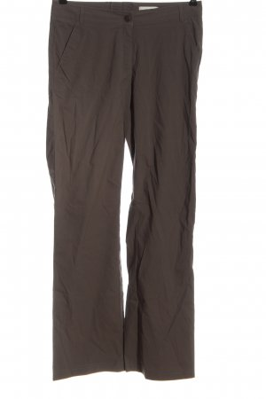 Casall Jersey Pants brown casual look