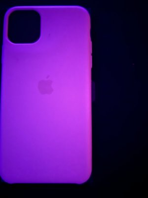 Apple Hoesje voor mobiele telefoons lichtroze