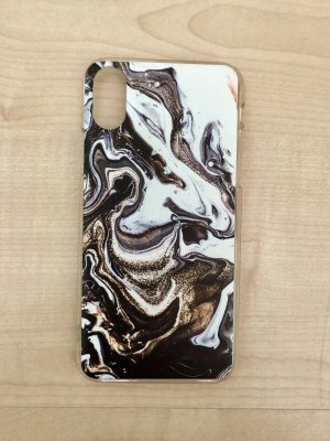 Case iPhone X/XS, Handyhülle, Marmor Style Hardhülle