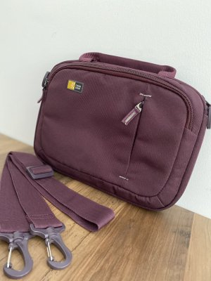 Sonstige Laptop bag brown violet