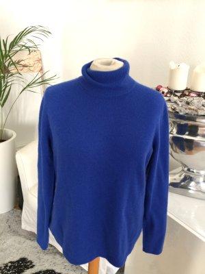 kate storm Cashmere Jumper blue cashmere