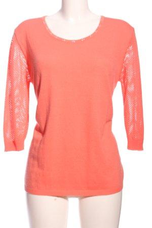 Cashmasoft Rundhalspullover pink Casual-Look