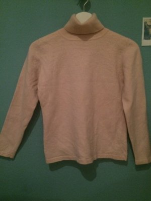 Fine Knitted Cardigan light pink-pink
