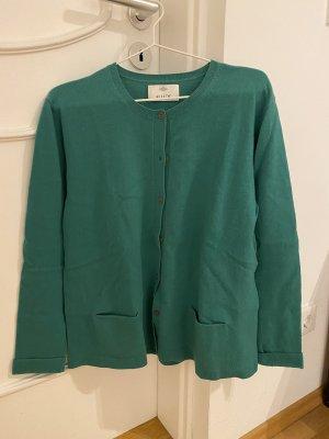 Allude Cashmere Jumper green