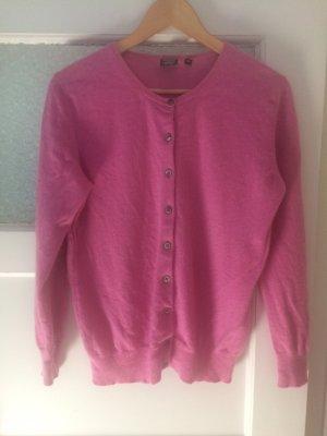 Adagio Cardigan pink cashmere
