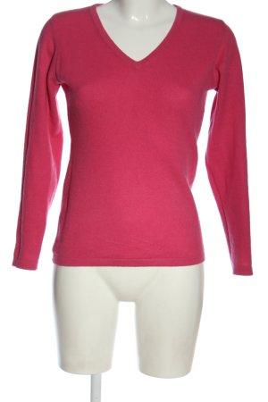 Cashmere Cashmerepullover pink Elegant
