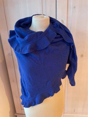 Lilienfels Cashmere Scarf blue