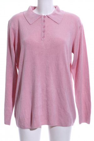 Troyer pink Casual-Look