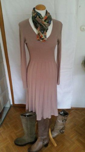 Cashmere Kleid Nude Gr. L/XL