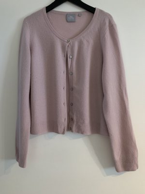 Donna Lane Knitted Bolero dusky pink