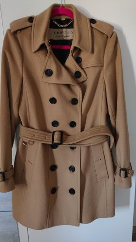 Cashmere Mantel Trenchcoat