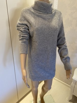 0039 Italy Cashmere Jumper light grey