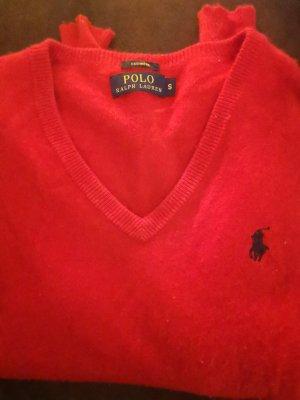 Ralph Lauren Polo shirt rood