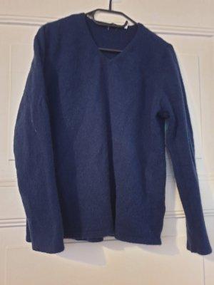 C&A Clockhouse Pull en laine bleu foncé