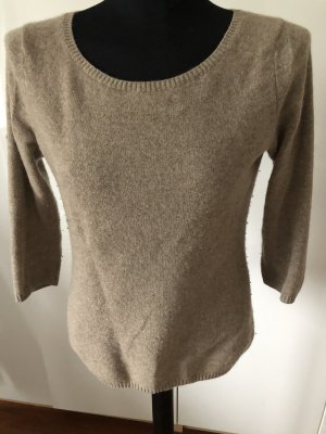 Max Tonso Cashmere Kaszmirowy sweter camel