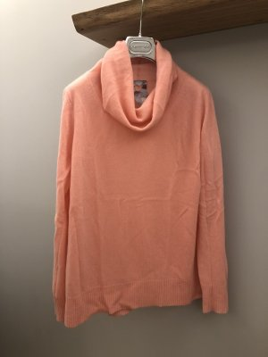 Riani Pull-over à col roulé rose cachemire