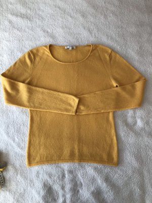 ns...cashmere Cashmere Jumper yellow