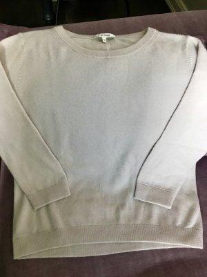 Cashmere Pullover, Beige, Gr. 42, NEU