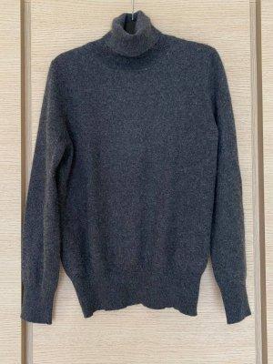 cashmere collection Pull en cashemire gris