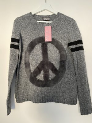 Princess goes Hollywood Pullover in cashmere antracite Tessuto misto