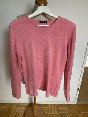Sergio Valletta Cashmere Jumper pink-pink cashmere