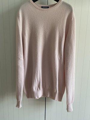 Woolrich Cashmere Jumper dusky pink cashmere