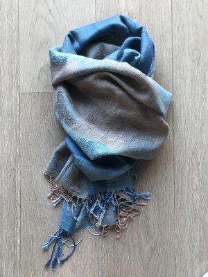 Sjaal van kasjmier veelkleurig