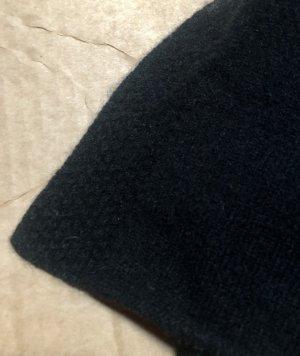 Bufanda de cachemir negro Cachemir