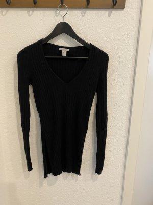 H&M Pullover in cashmere nero