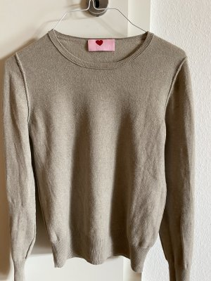 Herzensangelegenheit Pullover in cashmere beige