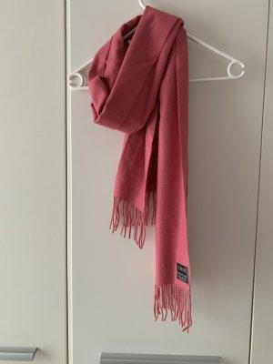 cashmink Bufanda de cachemir rosa-magenta