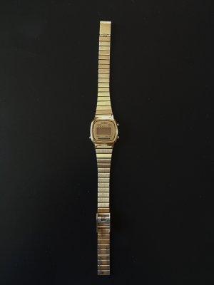 Casio Digital Watch sand brown