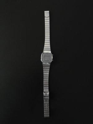 Casio Digital Watch silver-colored