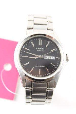 Casio Reloj automático color plata estilo «business»