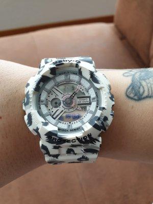 Casio Analoog horloge wit-zwart